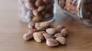 How To Make Salt Roasted Almonds With Paprika By One Kitchen Episode