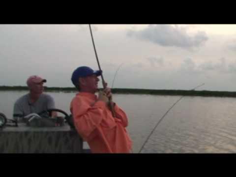 Redfish & Black Drum Fishin, Rockport, Texas