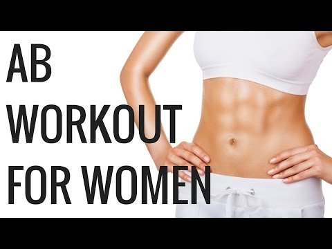 Home Ab Workout for Women - Christina Carlyle