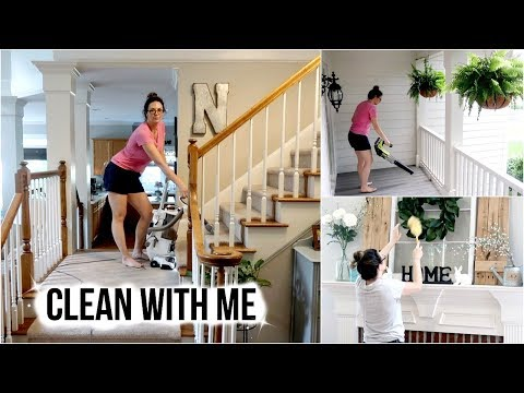 Clean With Me | Major Cleaning Motivation | SAHM Speed Cleaning