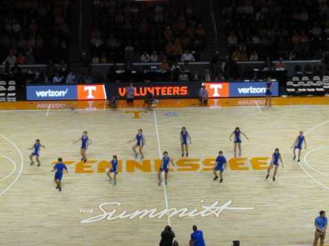 Halftime Performance - University of Tennessee, Knoxville