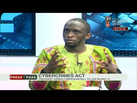 PressPass: Critiquing the new cyber-crime law