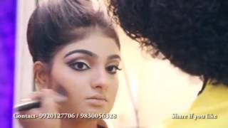 Anurag makeup mantra...Marwari bridal makeup any enquiry only call 9920127706.09830056328