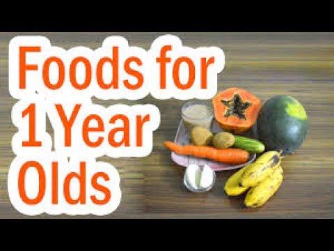 Diet For 1 Year Old Baby [1 वर्षीय बच्चे के लिए आहार] IN HINDI -हिंदी में