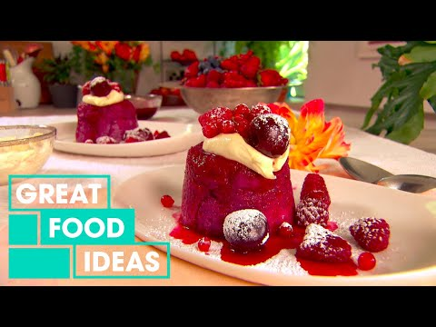 How To Make An Amazing Summer Pudding | Food | Great Home Ideas