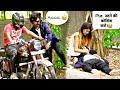 Download  Accident Prank On Girlfriend    Gone Emotional 😭    Pranks in india    SKH Prank MP3,3GP,MP4