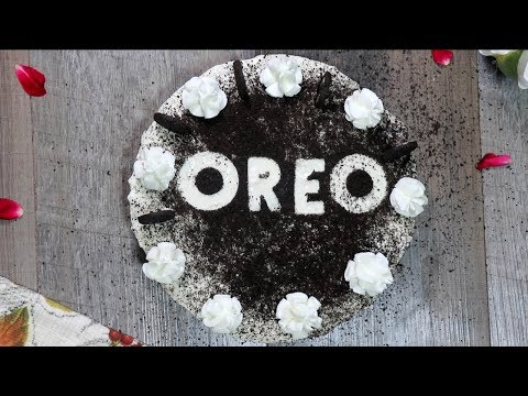 নো-বেইক ওরিও চিজকেক (মাত্র ৪টি উপকরন দিয়ে)| No Bake Oreo Cheese Cake Bangla | 4 ingredients OreoCake