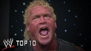 Mic Mishaps - WWE Top 10