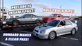 We Had The WHOLE DRAG STRIP To Ourselves! (50 minute special)