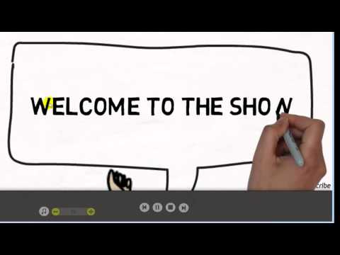 Using VideoScribe to Create Whiteboard Animation Videos