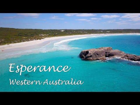 Esperance Western Australia in 2 minutes