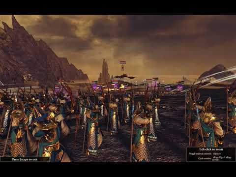 Total War  WARHAMMER II Tyrion Dragon Armor of Aenarion
