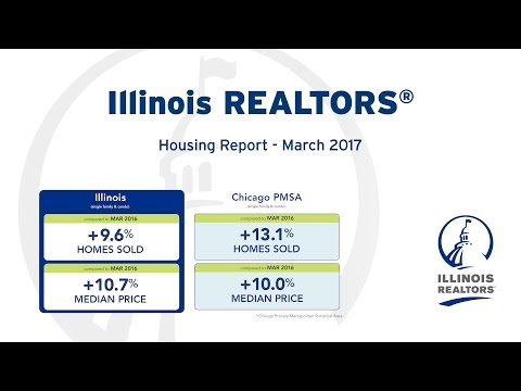 March 2017 Housing Report - Illinois REALTORS®