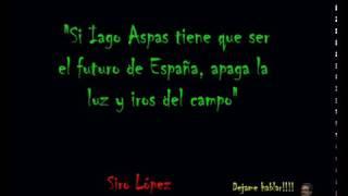 Siro Lopez hablando de Aspas en Tiempo de Juego y Narracion del gol por Manolo Lama