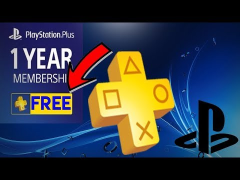 How To Get PLAYSTATION PLUS FOR FREE (MARCH 2018) UNLIMITED PLAYSTATION Plus Method - (PS PLUS FREE)