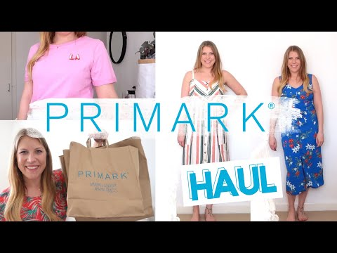 PRIMARK HAUL AND TRY ON | MAY 2018 | COLLAB WITH MRS MELDRUM