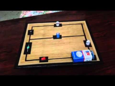 Physics +2 model-Chrging n dischrging of capacitor