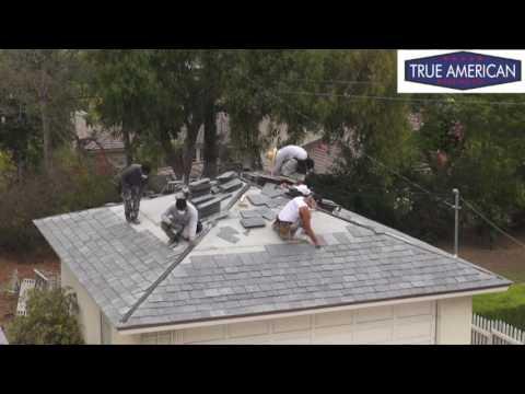 Roofing Tricks & Tips Real Slate Tile Roof Palos Verdes Estates Roofer
