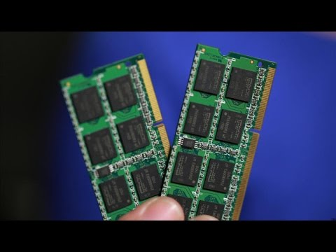 CNET How To - Upgrade RAM on your MacBook Pro