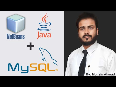 Java Database Connectivity with MySQL in NetBeans