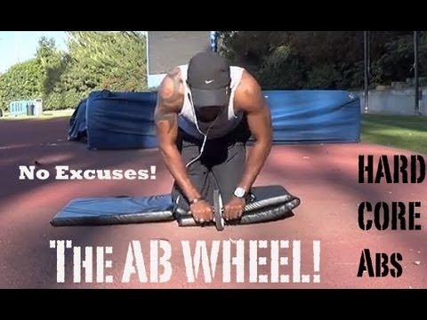 Hard Core ABS: The Ab Wheel