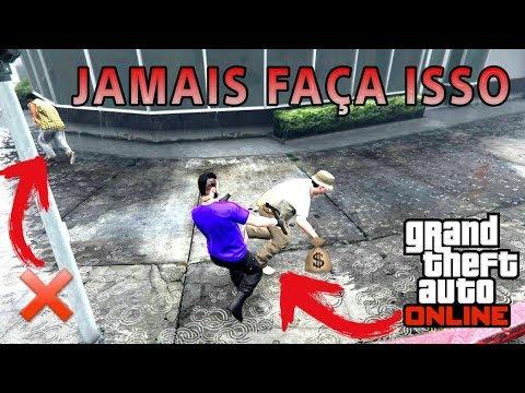 7 Coisas que você nunca (JAMAIS) deve fazer no GTA 5 Online