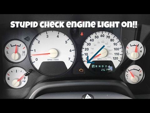 How To Replace Oil Pressure Switch On 5.7 Hemi/Check Engine Light Code P0524
