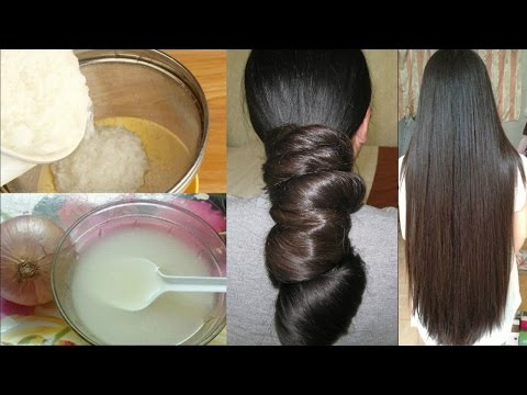 How To Get Long & Thick Hair, Stop Hair Fall & Get Faster Hair Growth In 2 Weeks
