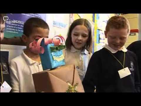 Teachers TV: Research & Development in SEN (special educational needs) -