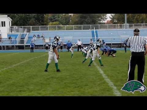 Saginaw Township Youth Football League (Heritage Hawk Vs Hemlock Huskies)