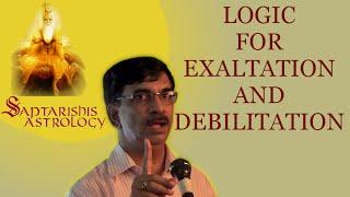 6] - Rasi Lord, Exaltation, Debilitation and inter-planetary