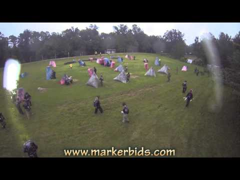 Opening Battle @ First Strike Paintball