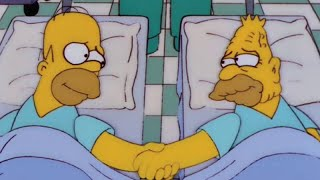 Homer Simpson in: Kidney Trouble   Dark Simpsons Parody