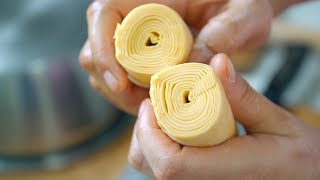 【小胖在西北】胡萝卜不要凉拌了,媳妇用它做创意美食,比豆腐皮还好吃,有嚼劲