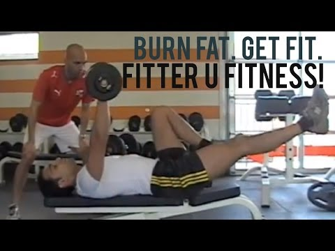 Burn Fat. Get Fit. Fitter U Fitness!