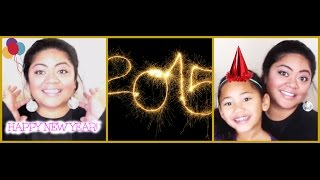 NEW YEAR RESOLUTIONS 2015!