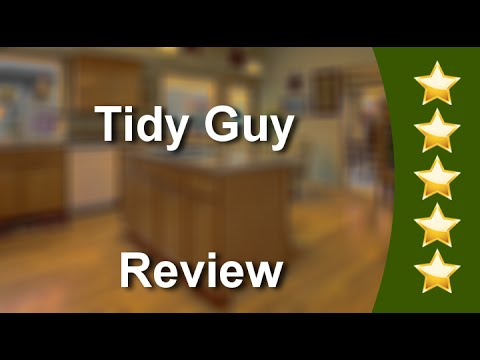 Tidy Guy  Charlotesv.lile VA Star Review by Cody Grannis