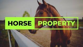Download Horse Property Equestrian Property for Sale Larkin Valley Aptos Hills Santa Cruz County Video