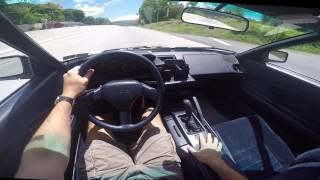 "MR2 AW11 POV Drive ""Wendy"""