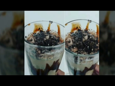 Oreo Cold Coffee (Without Icecream)