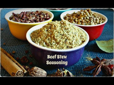 How to Make Stew Seasoning - Perfect For Meaty Stews, Hotpots & Casseroles | Episode 107