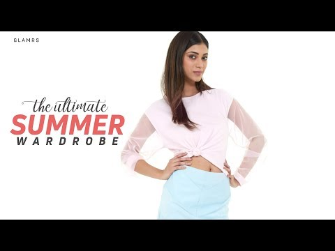 Pastel Summer Outfit Ideas | 2018 Fashion Trends