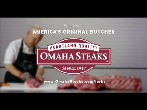 Omaha Steaks Jerky & Steak Snacks - Flavors
