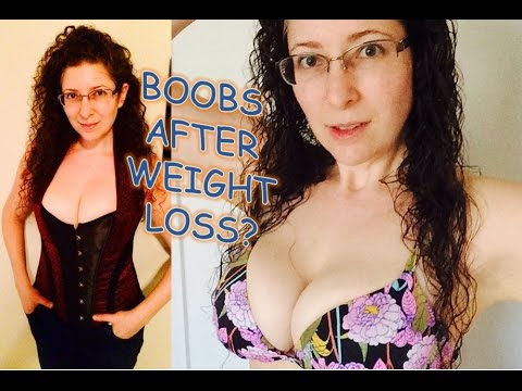Q&A #5 - How Did I Keep My Big Boobs After 80lb Weight Loss on a Raw Vegan Fruitarian Diet?
