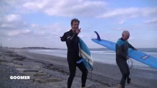 Goomer Surfing Nantasket Beach Hull + South Shore MA Aug-Oct 2016