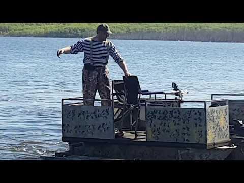mini duck pontoon