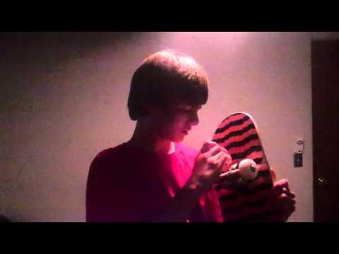 skateboard unboxing (HD)