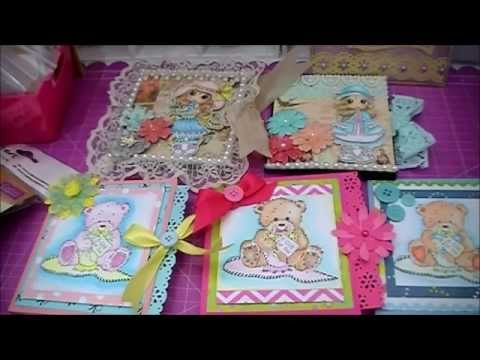 Gift Card Holders Using Paper Bags