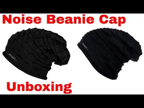 Noise Beanie Cap Unboxing