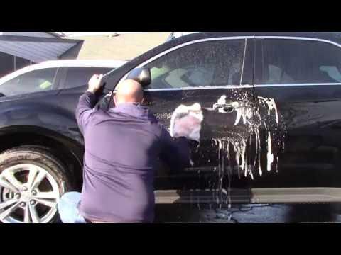 BIG SECRET - Tap Water, Sunlight, Black Car & No Water Spots!